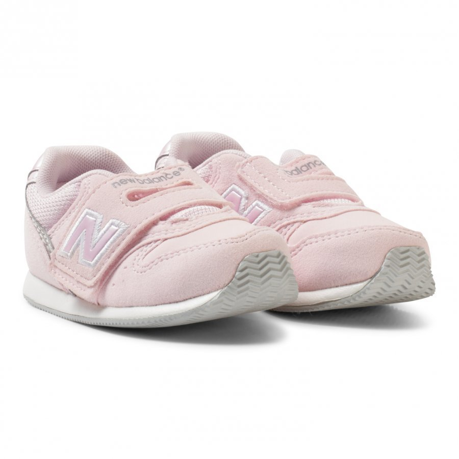 New Balance Pink And Grey Infant 996 Sneakers Lenkkarit