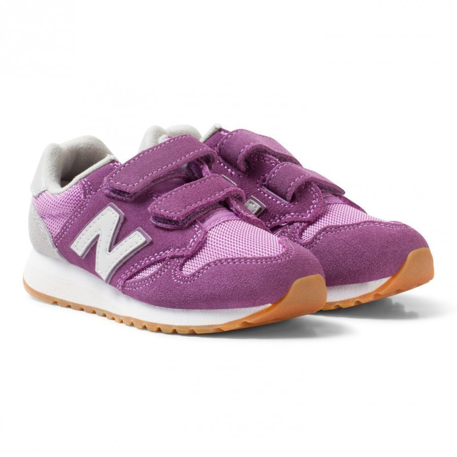 New Balance Purple And White 520 Sneakers Lenkkarit