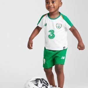 New Balance Republic Of Ireland 2018/19 Away Kit Infant Valkoinen