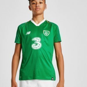 New Balance Republic Of Ireland 2018/19 Home Paita Vihreä