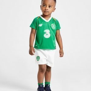 New Balance Republic Of Ireland 2018/19 Home Peliasu Vihreä