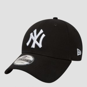 New Era 940 Leag Basic Neyyan Lippis Musta