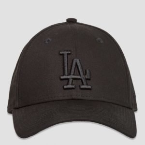 New Era League Essential 940 Losdod Lippis Musta