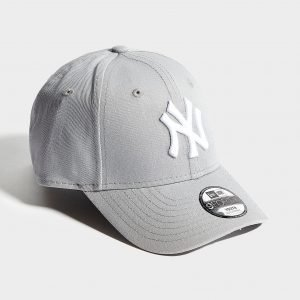 New Era Mlb 9forty New York Yankees Cap Lippis Harmaa