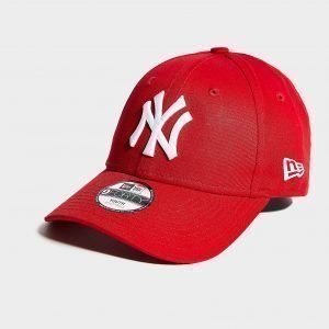 New Era Mlb 9forty New York Yankees Cap Lippis Punainen