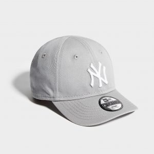 New Era Mlb New York Yankees 9forty Cap Infant Lippis Harmaa