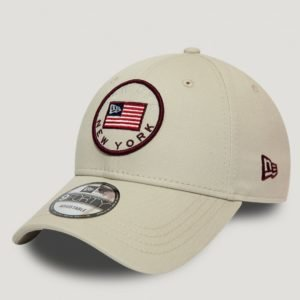 New Era Ne Flagged 9forty Ne Lippis Beigestä