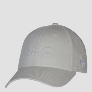 New Era Nyc Seasonal 9forty Ne Lippis Beigestä