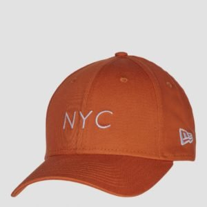 New Era Nyc Seasonal 9forty Ne Lippis Oranssi