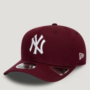 New Era Tonal Stretch Snap 9fifty Ney Lippis Punainen