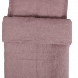 Ng Baby Dusty Pink Pussilakana Pinnasänkyyn 100x130 Cm