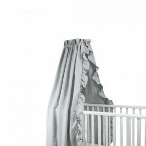 Ng Baby Volang Light Grey Sänkykatos Pinnasänkyyn