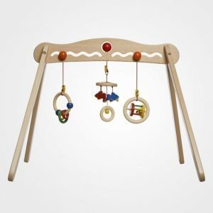 Nic Baby Trainer With Hanging Toys Leikkimatto