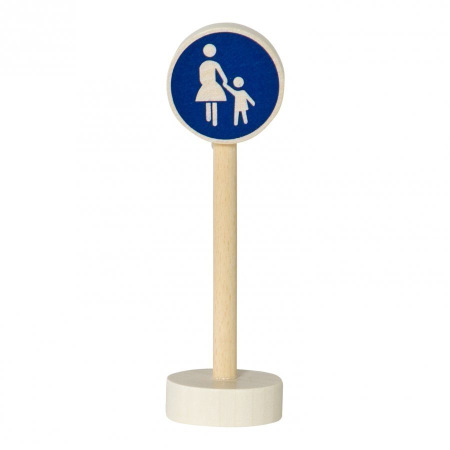 Nic Traffic Sign Pedestrian Leluauto