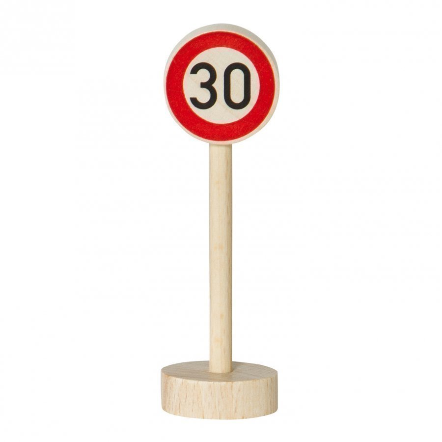 Nic Traffic Sign Speed Limit 30 Leluauto