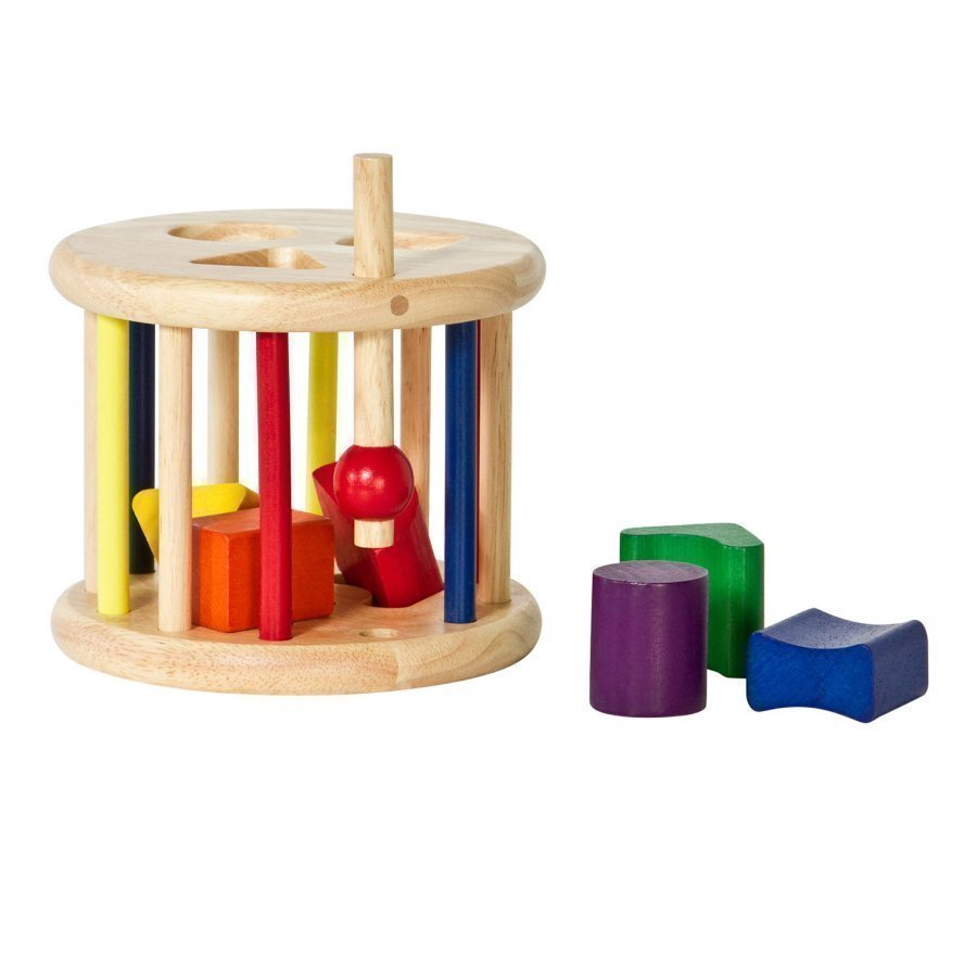 Nic Wooden Sort & Roll Toy Helistin