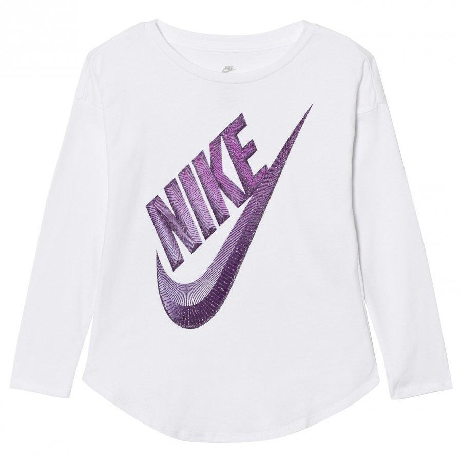 Nike 3d Futura Modern Tee Pink T-Paita
