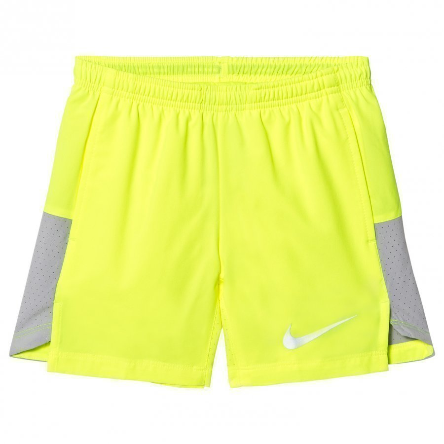 Nike 6 Inch Running Shorts Volt Urheilushortsit