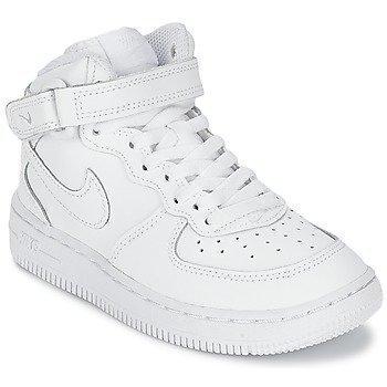 Nike AIR FORCE 1 MID korkeavartiset kengät