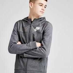 Nike Advance Full Zip Hoodie Harmaa