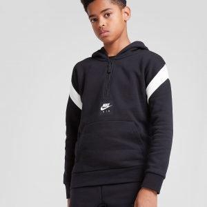 Nike Air 1/2 Zip Huppari Musta