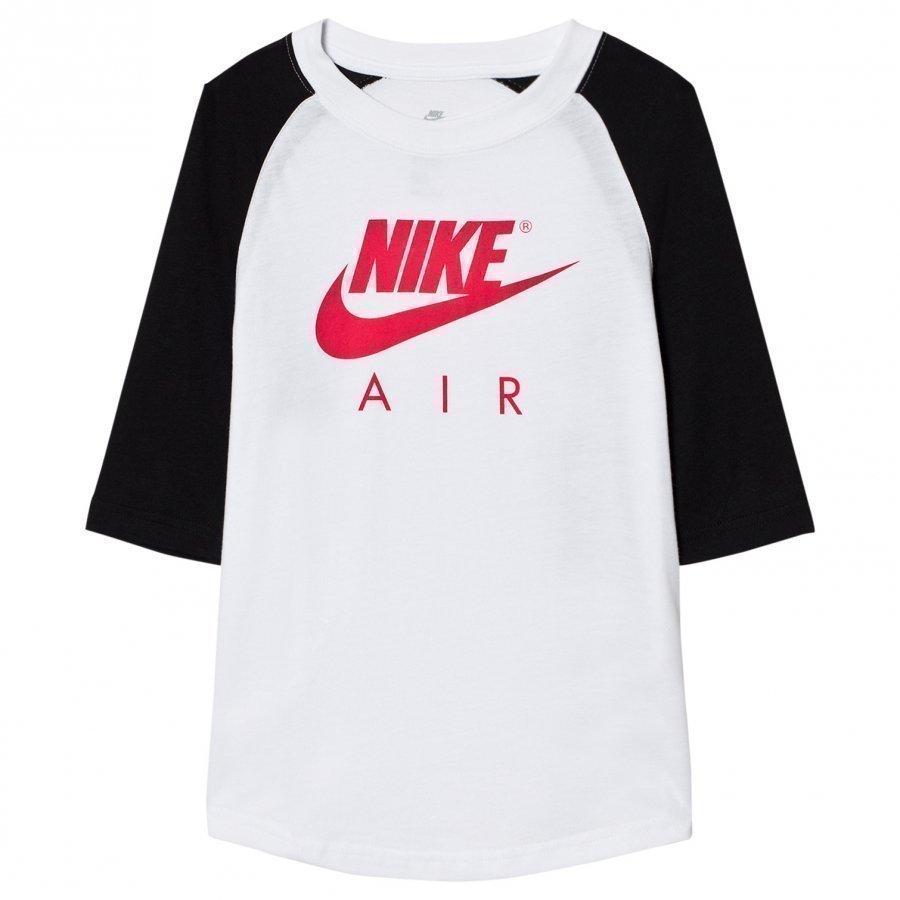 Nike Air 3/4 Tee White T-Paita
