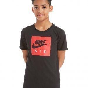 Nike Air Box T-Paita Musta