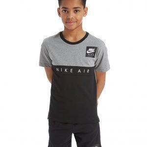 Nike Air Colour Block T-Shirt Harmaa