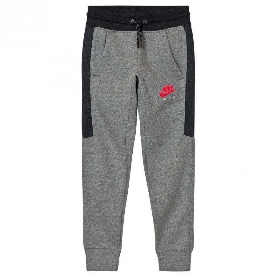 Nike Air Fleece Cuffed Pants Gray Verryttelyhousut