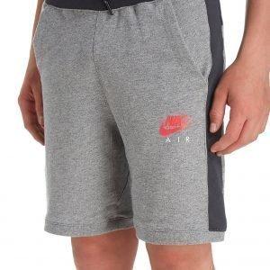 Nike Air Fleece Shortsit Carbon / Red