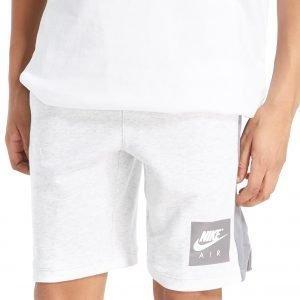 Nike Air Fleece Shortsit Harmaa