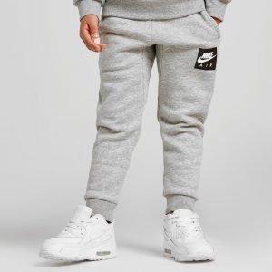 Nike Air Fleece Track Pants Housut Harmaa