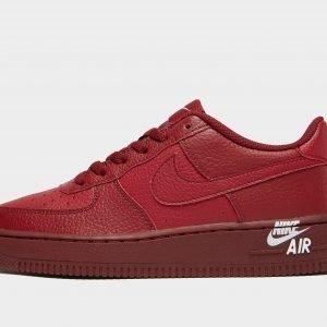 Nike Air Force 1 Low Punainen