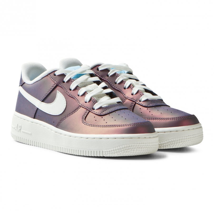 Nike Air Force 1 Lv8 Sneakers Still Blue Lenkkarit