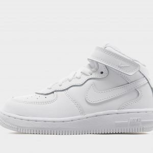 Nike Air Force 1 Mid Valkoinen