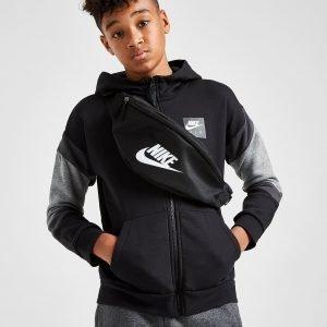 Nike Air Full Zip Hoodie Musta
