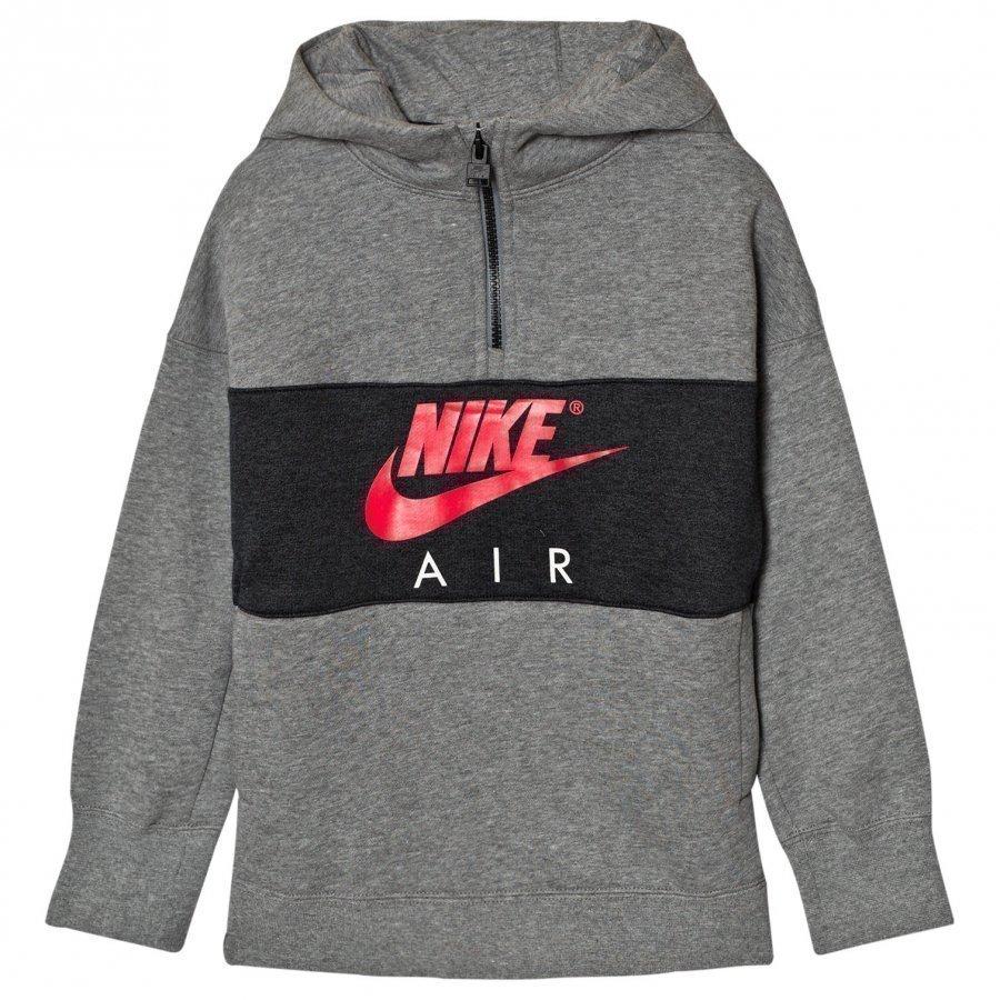 Nike Air Half Zip Hoodie Gray Huppari