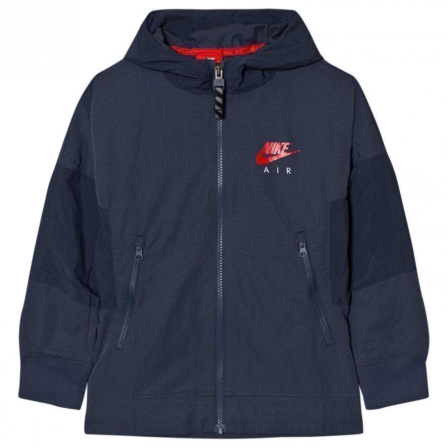 Nike Air Hooded Jacket Navy Huppari