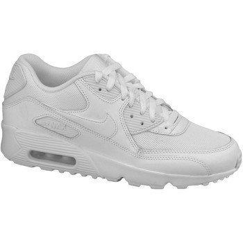 Nike Air Max 90 Mesh Gs 833418-100 matalavartiset kengät