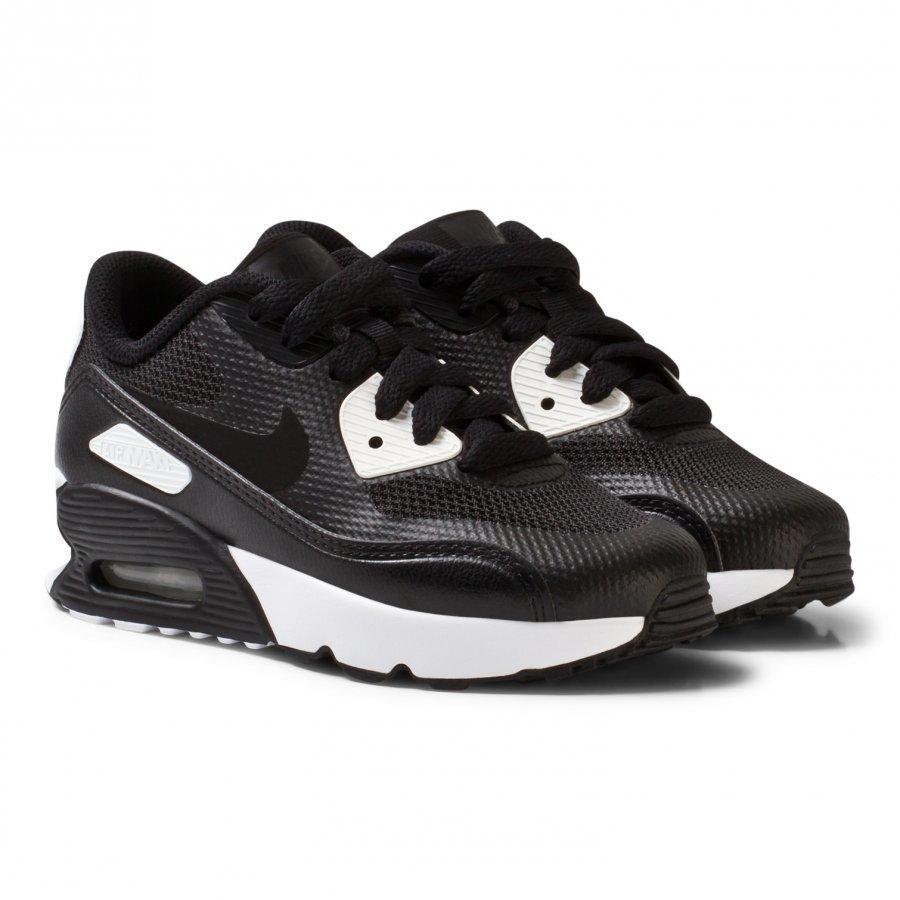 Nike Air Max 90 Ultra 2.0 Kids Shoe Black Lenkkarit