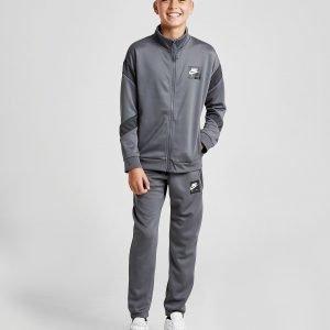 Nike Air Poly Tracksuit Harmaa