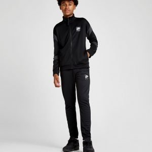 Nike Air Poly Tracksuit Musta