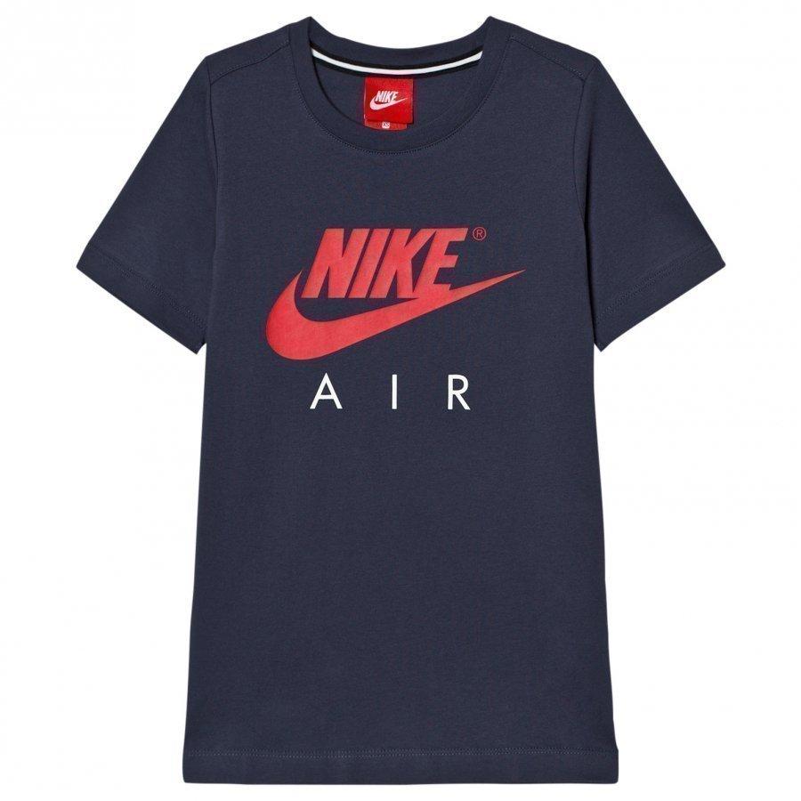 Nike Air Short Sleeve Tee Thunder Blue Pitkähihainen T-Paita