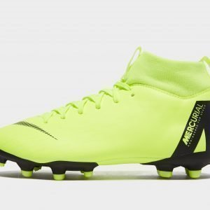 Nike Always Forward Mercurial Academy Mg Keltainen