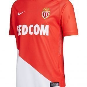 Nike As Monaco 2017/18 Home Shirt Punainen