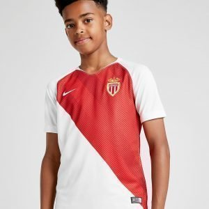 Nike As Monaco 2018/19 Home Shirt Valkoinen
