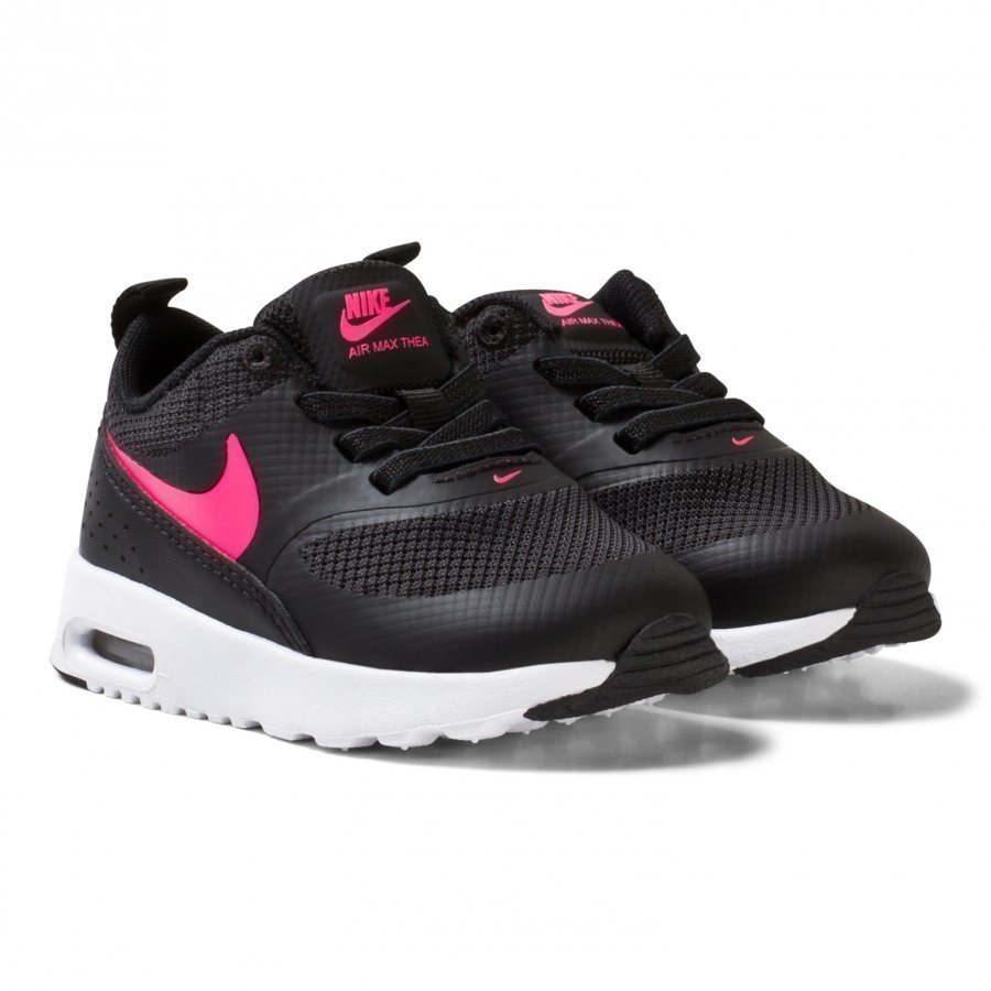 Nike Black Air Max Thea Infant Shoe Lenkkarit