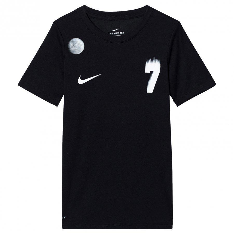 Nike Black Cr7 Tee T-Paita