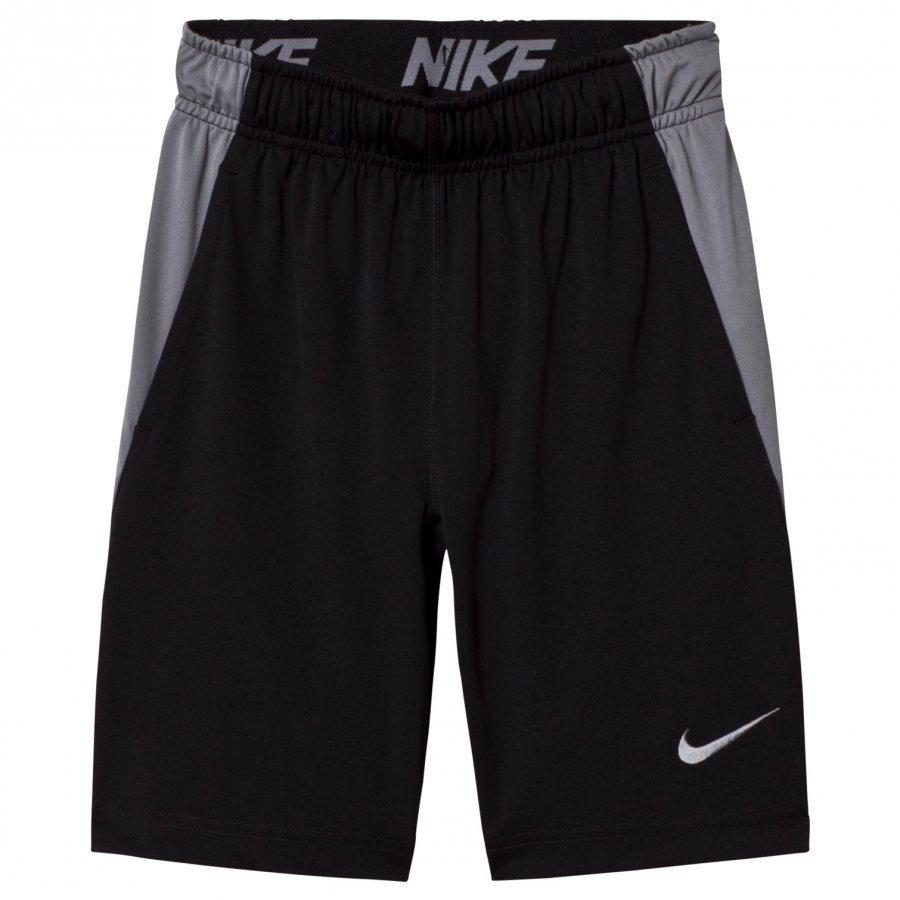 Nike Black Dry Fly Junior Short Urheilushortsit