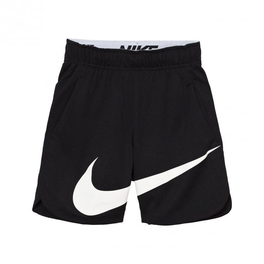 Nike Black Gfx Vent Shorts Urheilushortsit